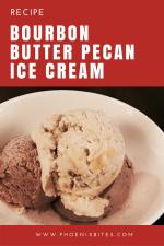 Bourbon Butter Pecan Ice Cream recipe