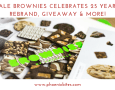 Fairytale Brownies 25th anniversary and rebrand