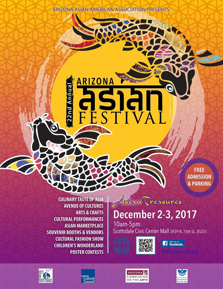 The 2017 Arizona Asian Festival
