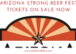 Arizona Strong Beer Festival Tickets On Sale Now