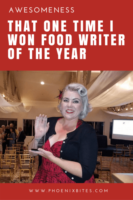 That one time I won food writer of the year (1)