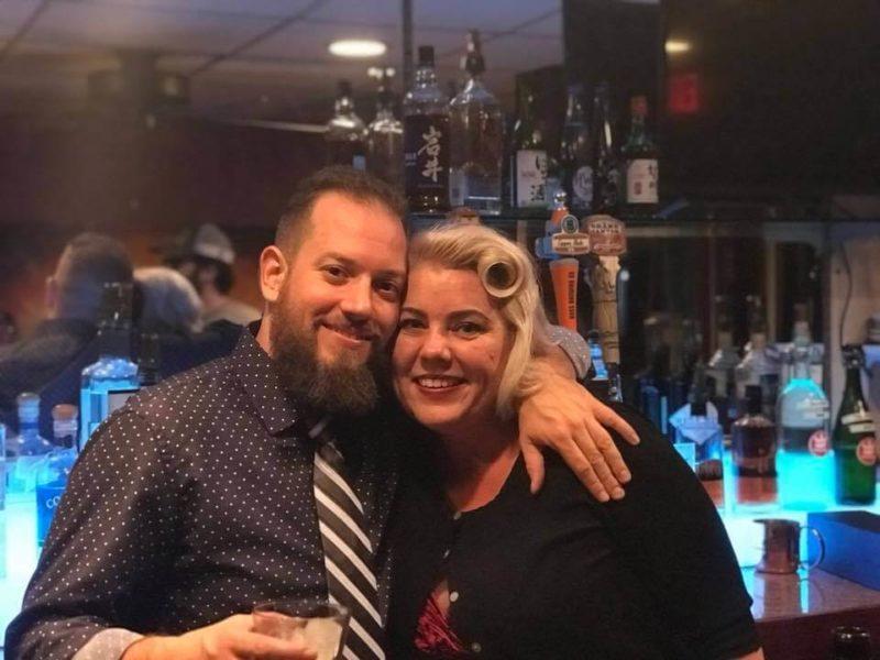 Taryn Jeffries and Mike Baum