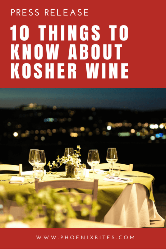 10 Things to Know About Kosher Wine