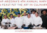 4th Annual Harvest Moon Feast Put the Art in Culinary Arts