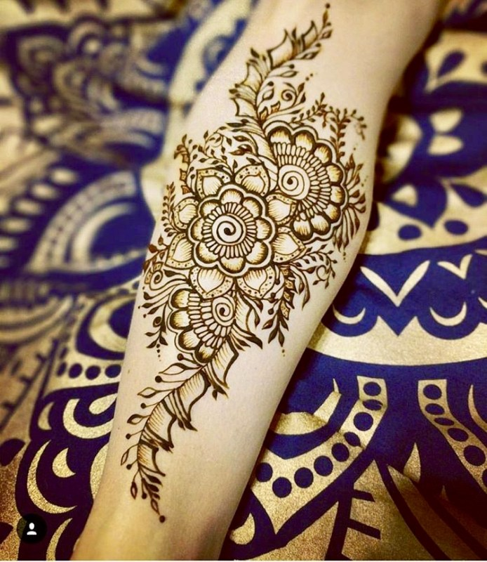 Global Market AZ henna