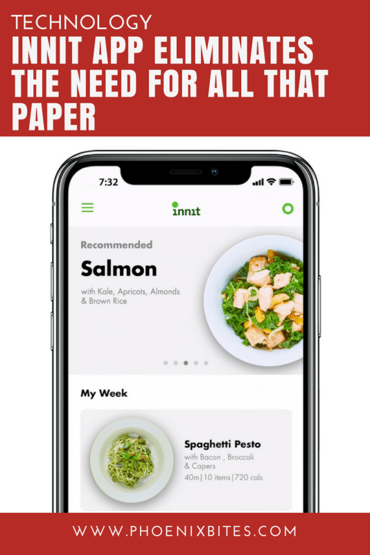 Innit App Eliminates the Need For All That Paper