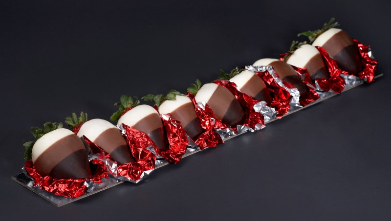 Tammie Coe Cakes Dipped Strawberries
