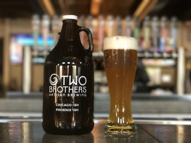 Two Brothers Tap House & Brewery Mosaic Outlaw Launch Party