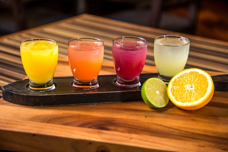Macayo's Margarita Flight
