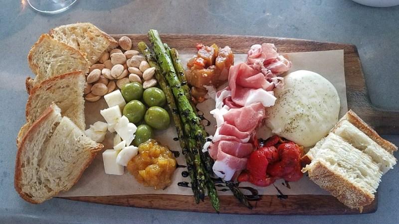 North Italia Chef's Board