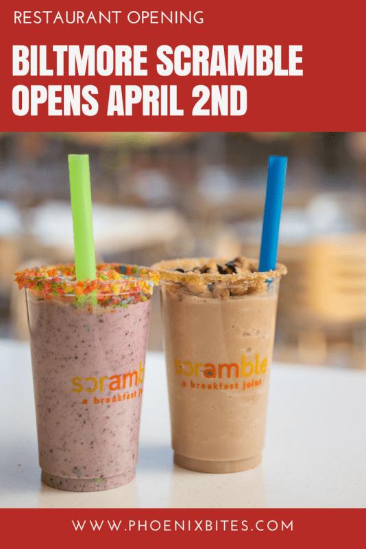 Biltmore Scramble Opens April 2nd