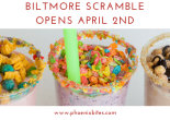 Biltmore Scramble to Open April 2nd