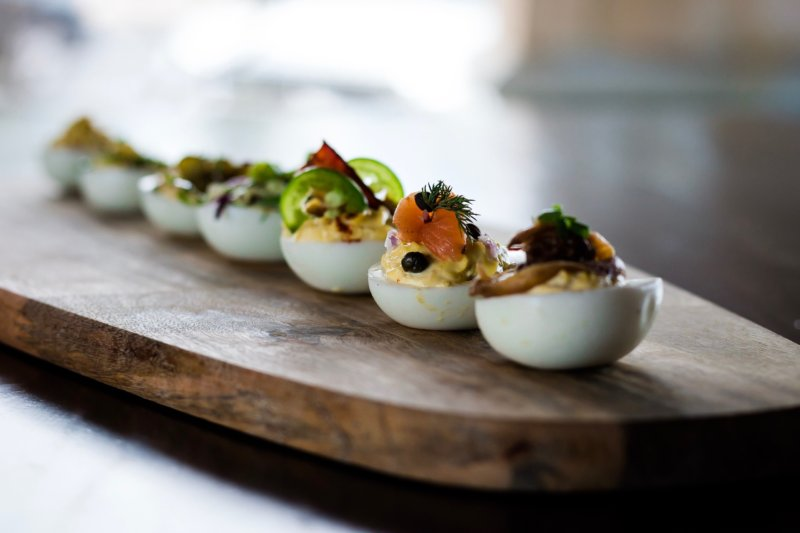 PNPK Deviled Egg Flight
