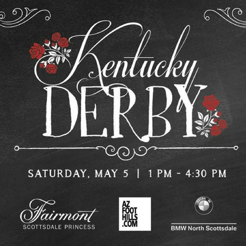 bourbon steak 2018 kentucky derby party