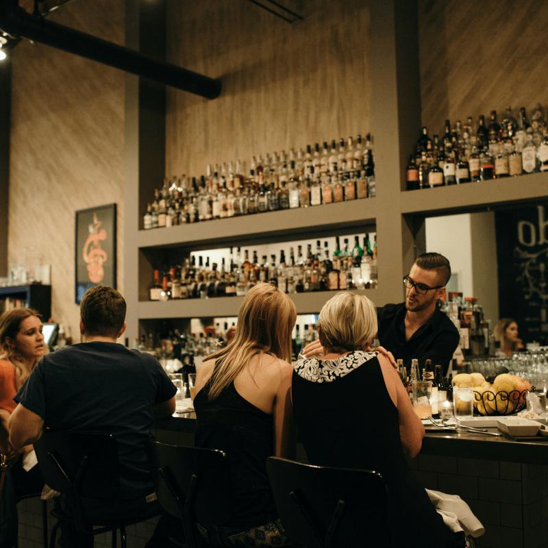 051918 crudo happy hour bar area