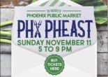 2018 PHX Pheast