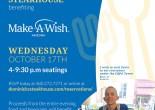 dominicks make a wish benefit