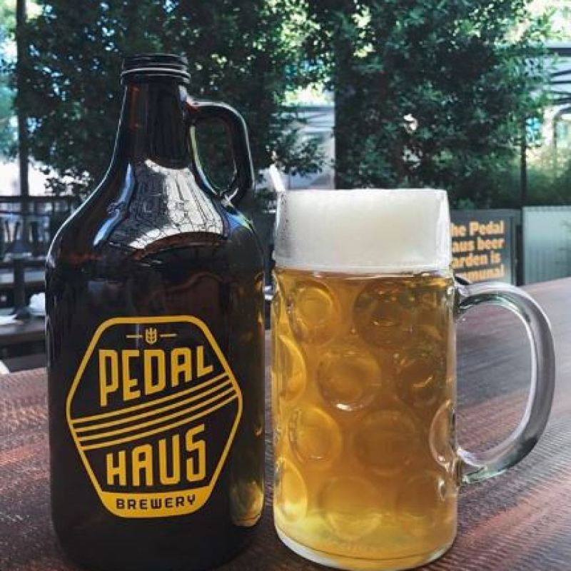 Pedal Haus Brewery Oktoberfest Kickoff Party