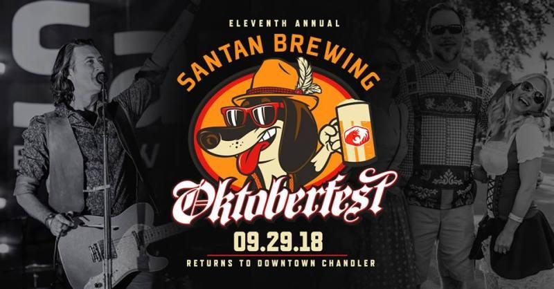 SanTan Brewing Oktoberfest