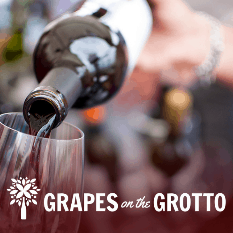 2018 grapes on the grotto