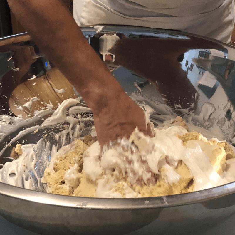 121618 masa and lard mixture