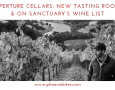 WIne Aperture Cellars_ New Tasting Room Soon & On Sanctuary's Wine List