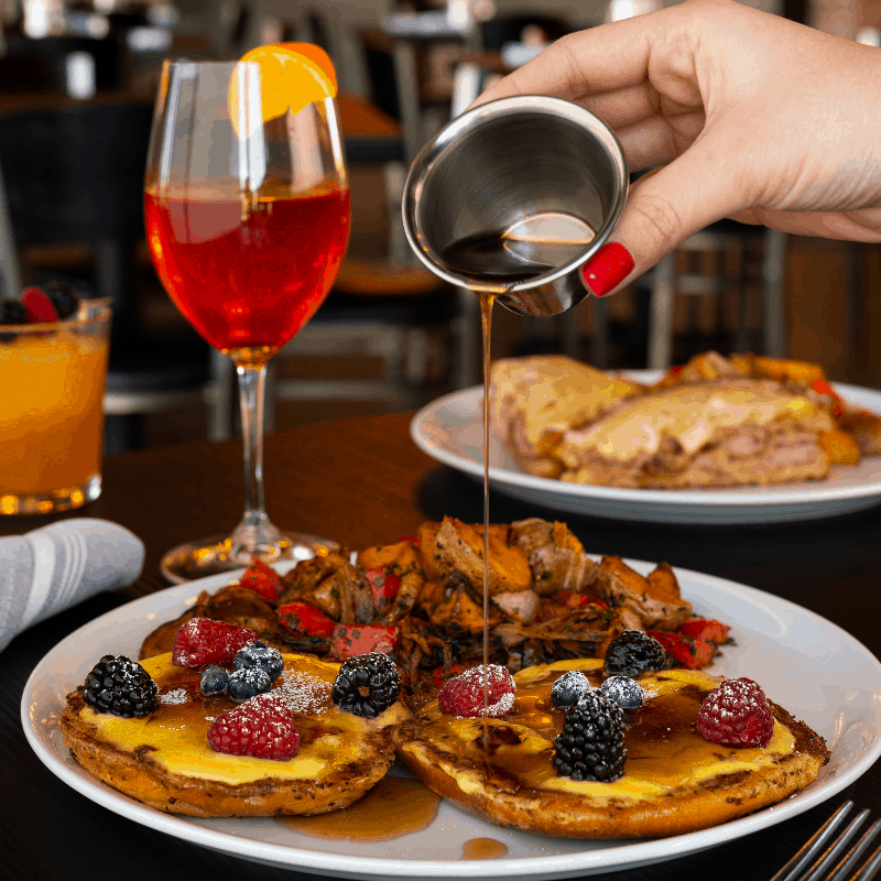 TapHouse Kitchen Brunch French Toast