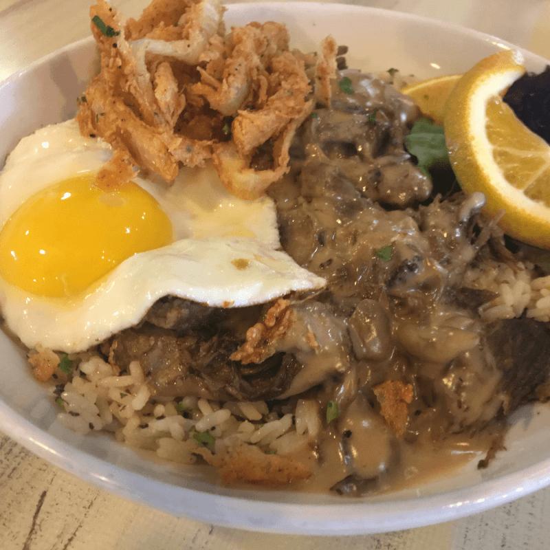 Original Breakfast House Loco Moco