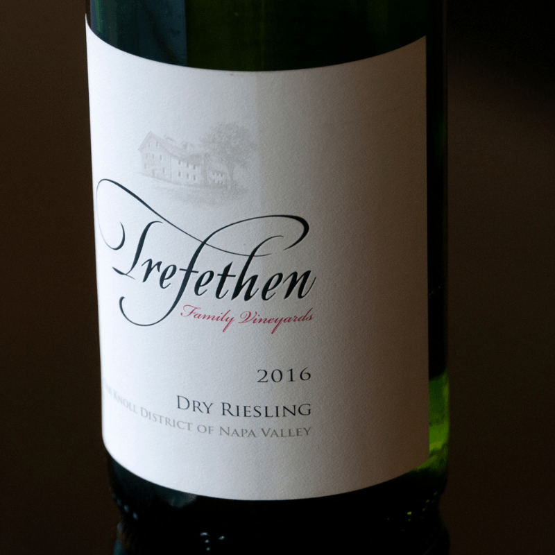Hatch Chile Pairing: Trefethen Dry Riesling