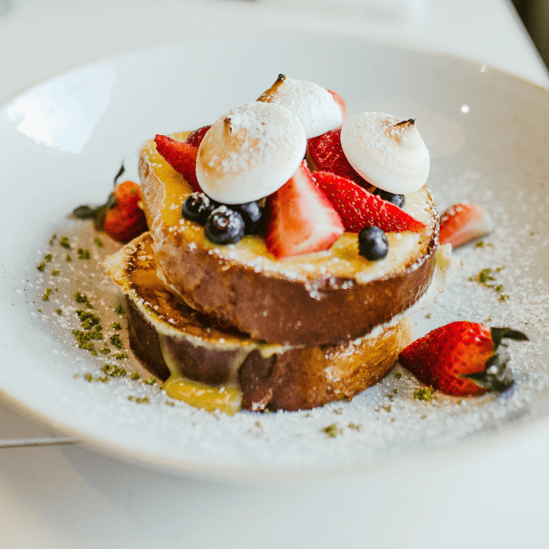 OEB Breakfast CO. French Toast Trifle