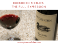 Duckhorn Merlot: The Full Expression
