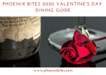 2020 Valentine's Day Dining Guide
