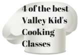 4 of the top Valley Kid's Cooking Classes