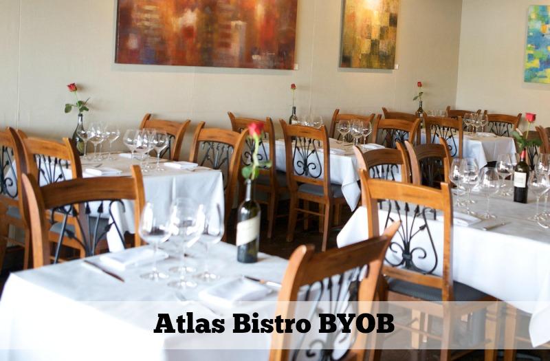 5 Small Restaurants in Scottsdale: Atlas Bistro