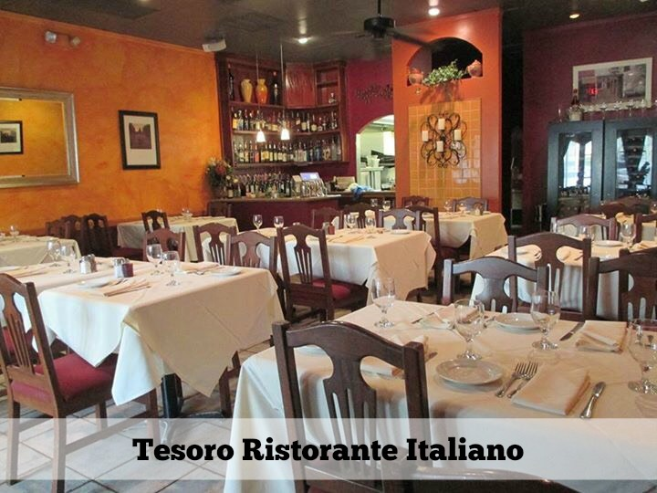 5 Small Restaurants in Scottsdale: Tesoro