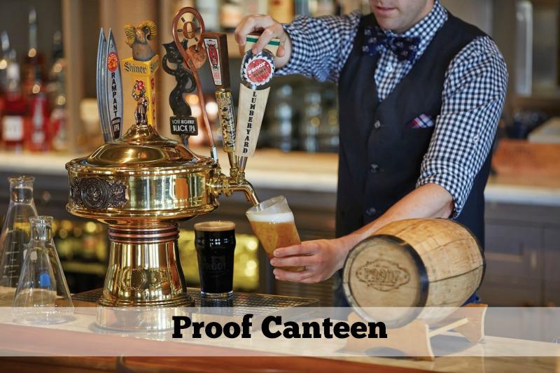 6 Best Scottsdale Neighborhood Bars: Proof Canteen