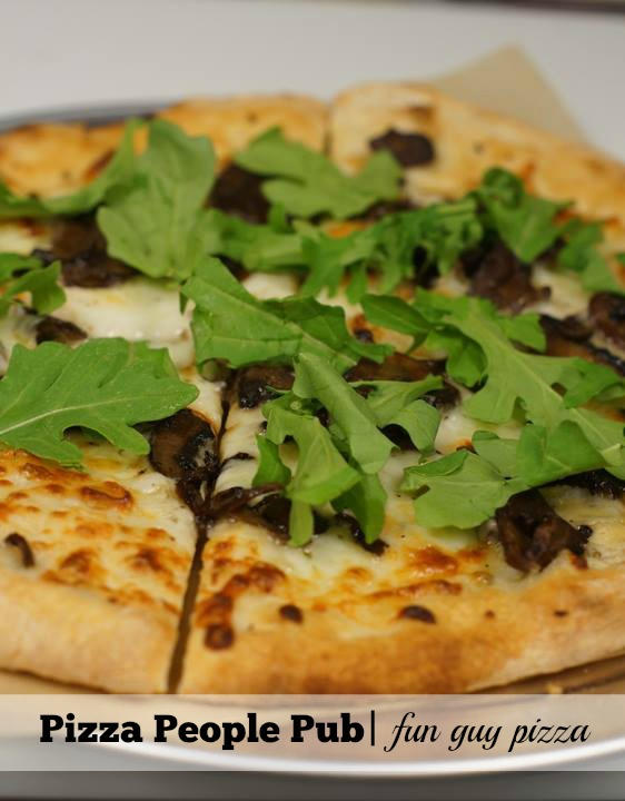 6 best truffle dishes in phoenix: Pizza People Pub
