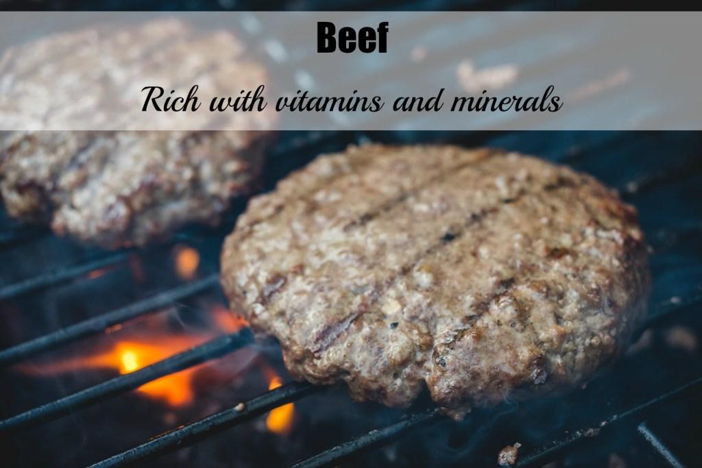 Bad Foods with Health Benefits_Beef