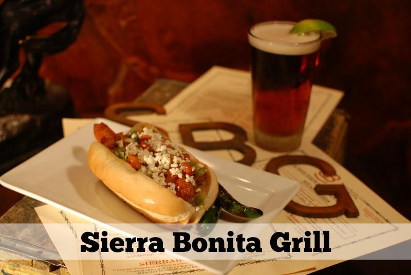 Best hot dogs in Phoenix: Sierra Bonita Grill