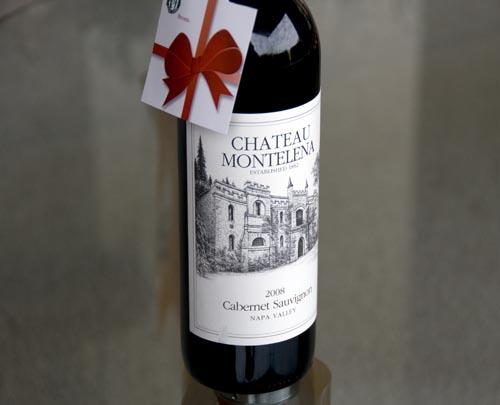 Chateau Montelena Cabernet