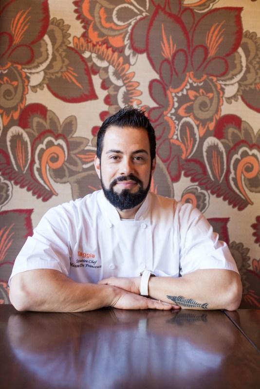 Chef Massimo De Francesca
