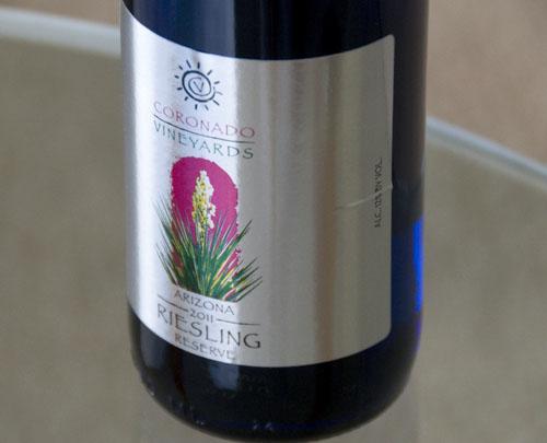 Coronado Riesling