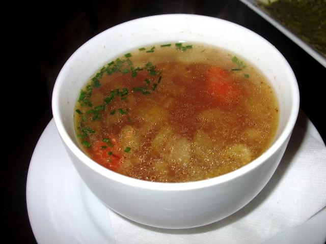 Eddie's House Mediterranean Chicken Soup