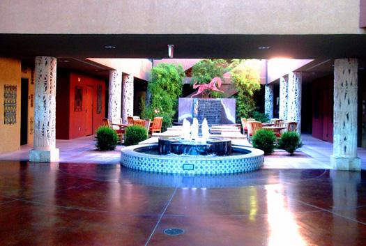 A Mediterranean Getaway at Sedona Rouge Hotel & Spa