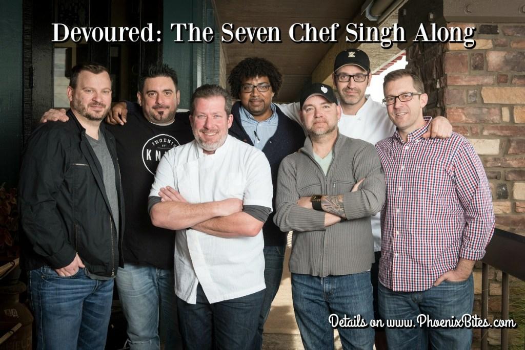 Devoured Seven Chef Singh Along