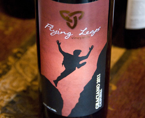 Flying Leap Vineyards Graciano