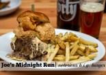 Joe's Midnight Run: Notorious B.I.G. Burger
