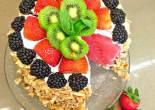 Luci's Watermelon Cake