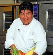 Chef Mel Mecinas