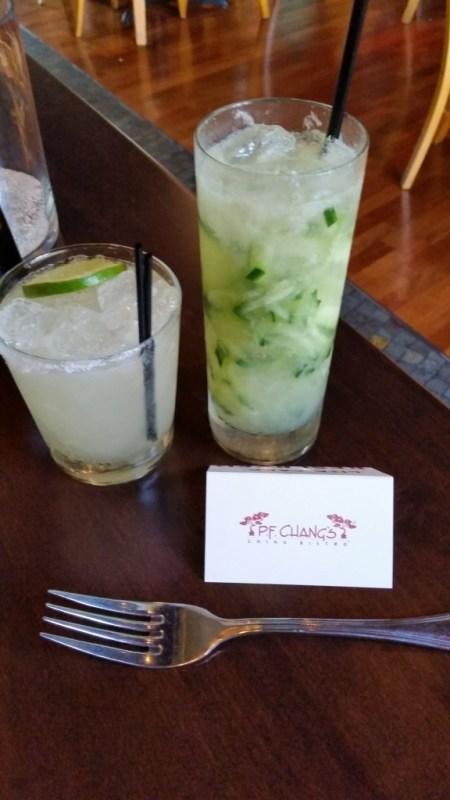 PFC Cucumber Agave Fresco &Organic Agave Margarita